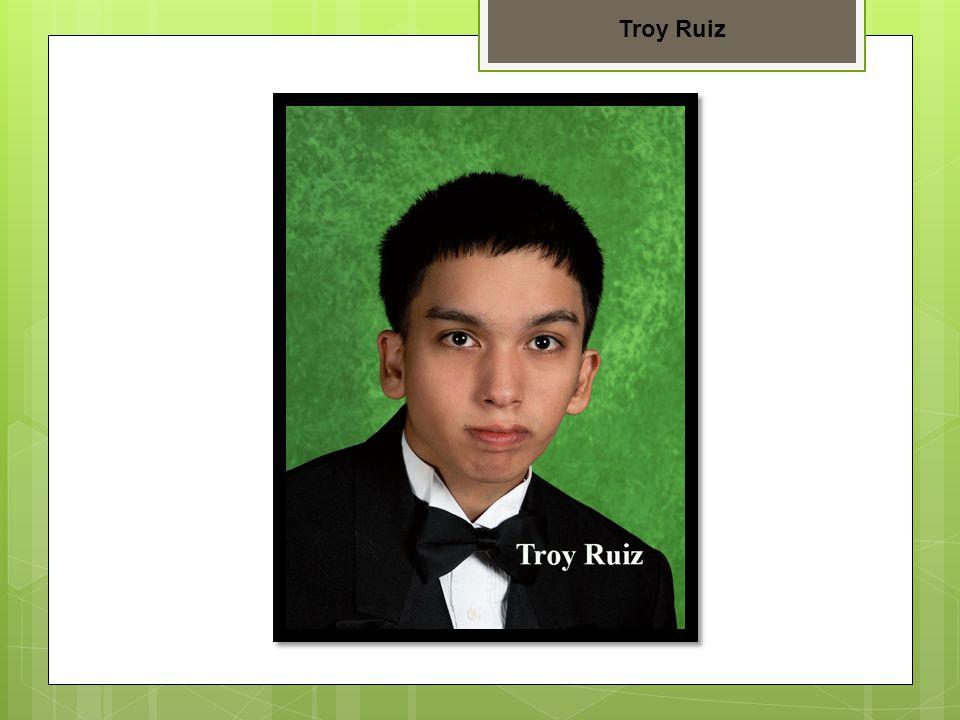 Troy Ruiz