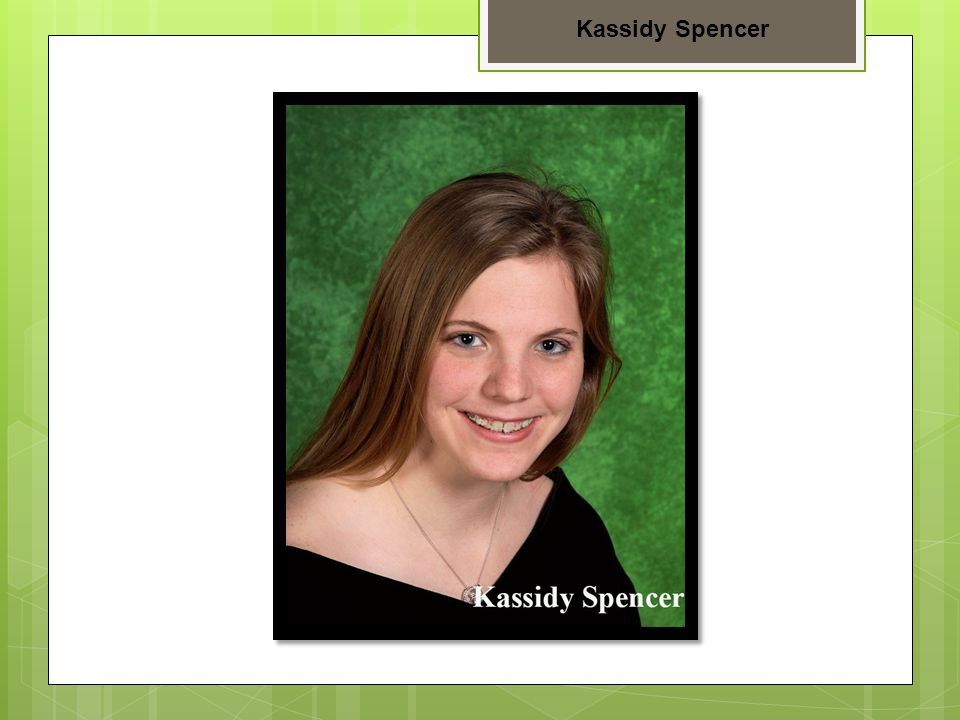 Kassidy Spencer