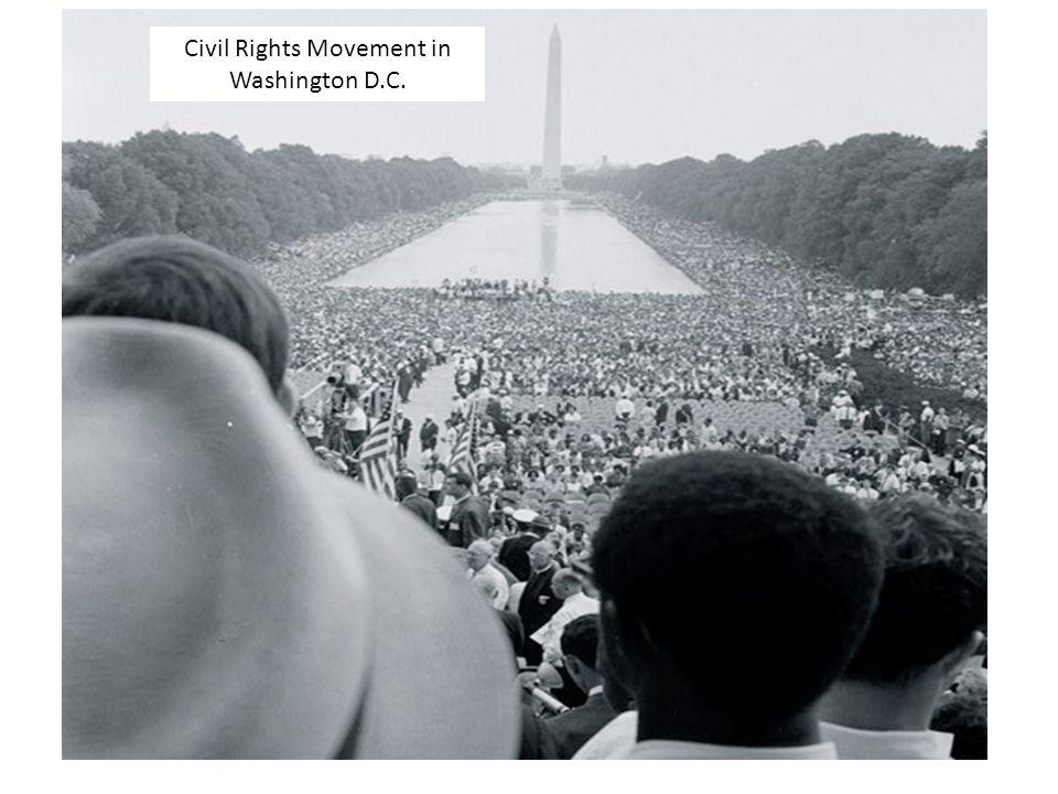 Civil Rights Movement in Washington D.C.