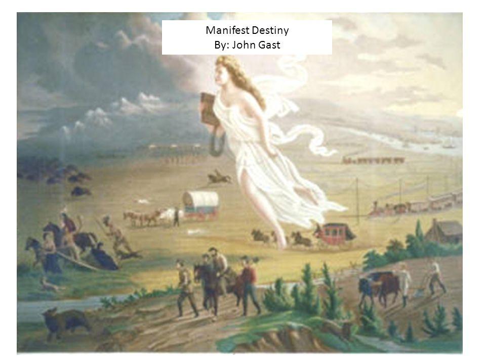 Manifest Destiny By: John Gast
