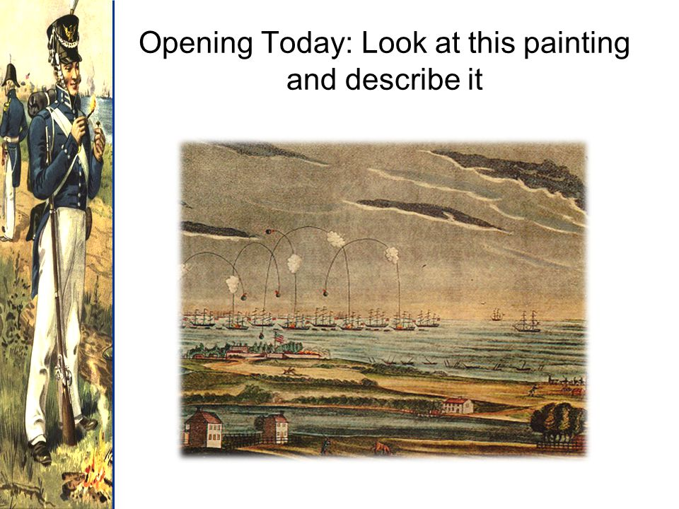 Opening Today: Look at this painting and describe it