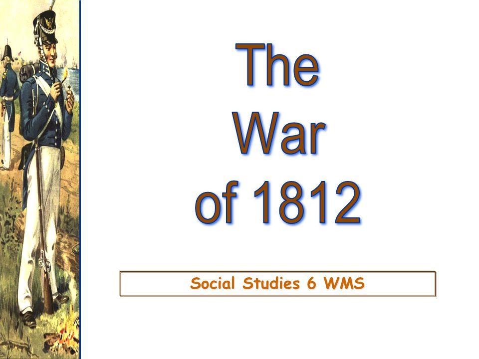 Social Studies 6 WMS