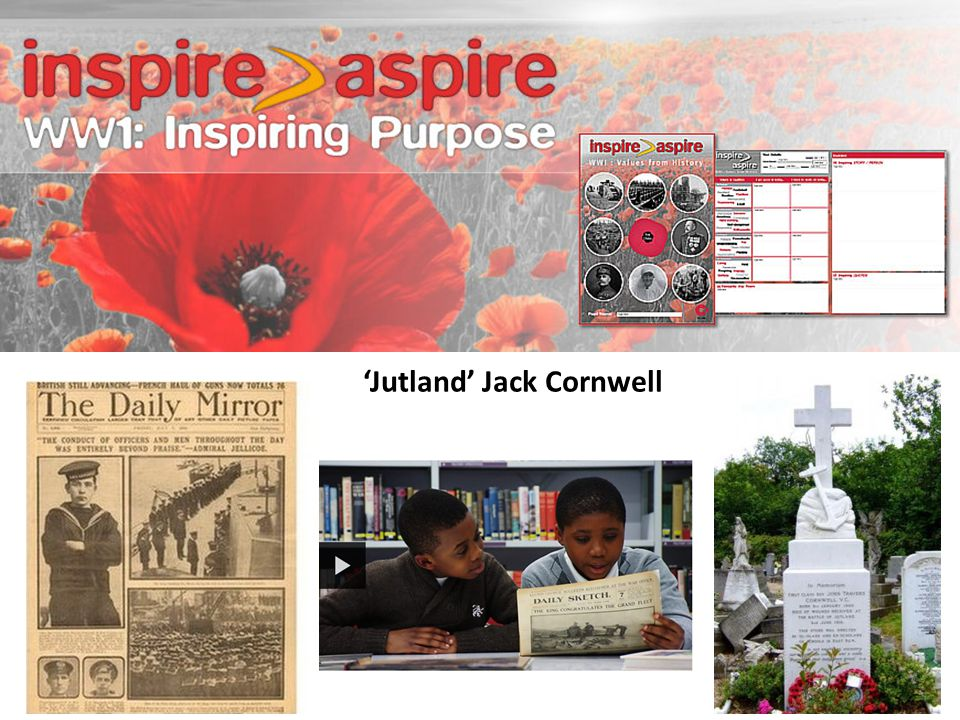 'Jutland' Jack Cornwell