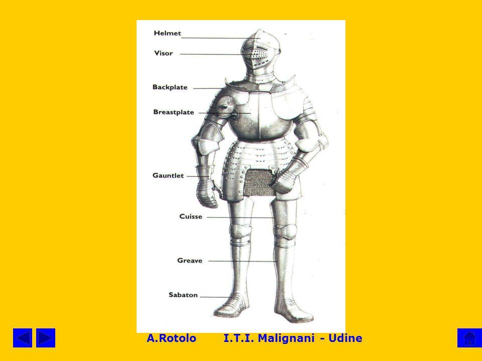 A.Rotolo I.T.I. Malignani - Udine