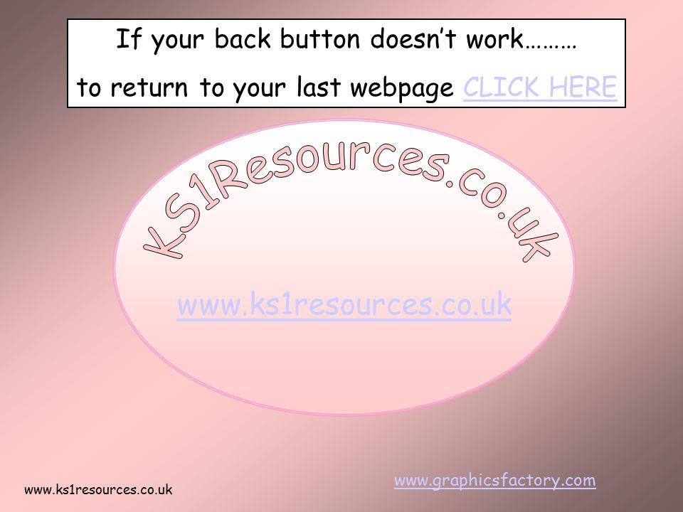 www.ks1resources.co.uk My grandad said that heroes don't give up, they keep on working hard so they can achieve great things. Then he told me about a