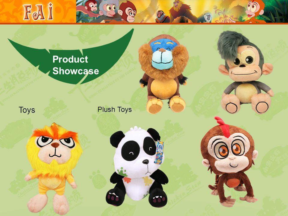 Product Showcase Toys Plush Toys