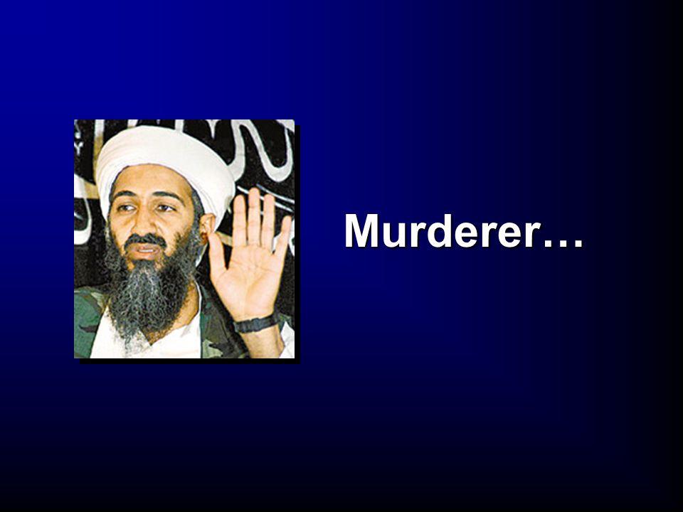 Murderer…