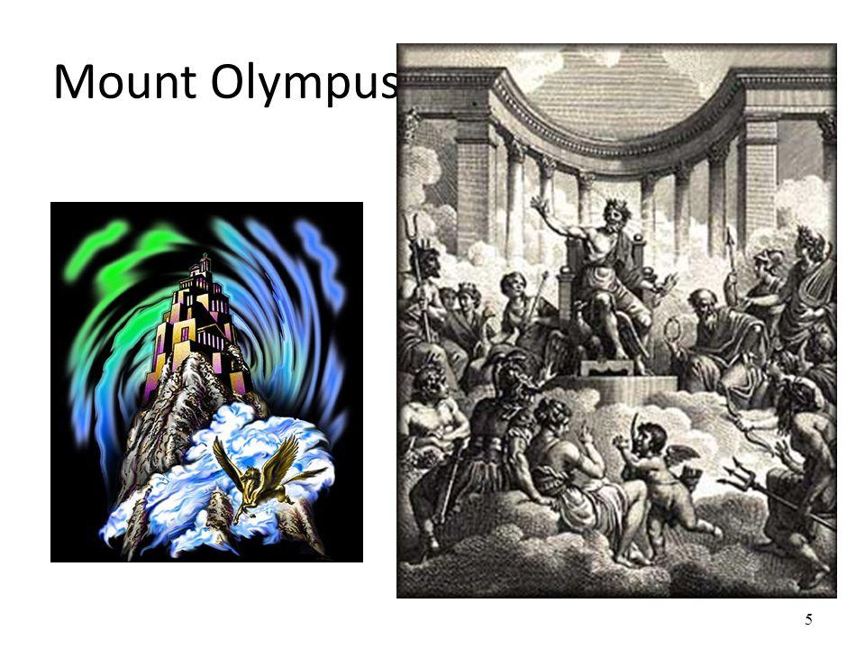 Mount Olympus 5