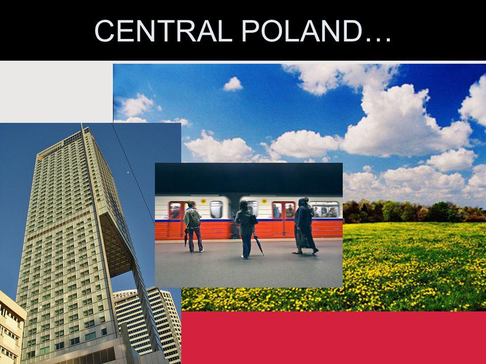 CENTRAL POLAND…
