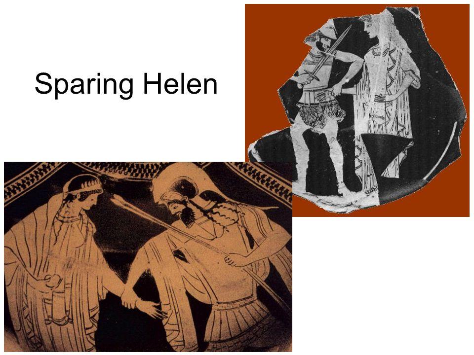 Sparing Helen