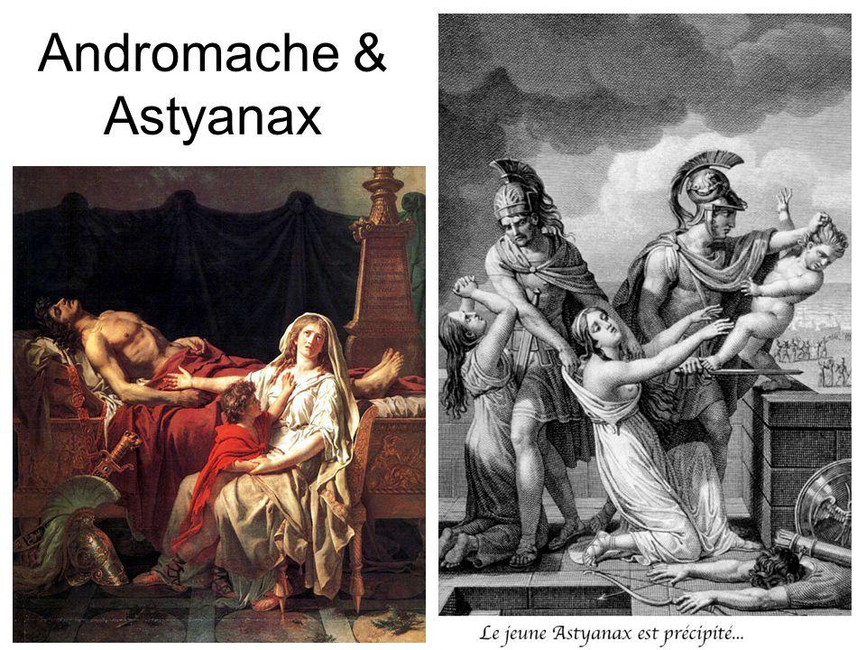 Andromache & Astyanax
