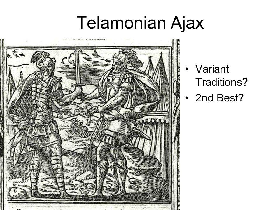 Priam & Hecuba Neoptolemus or Pyrrhus