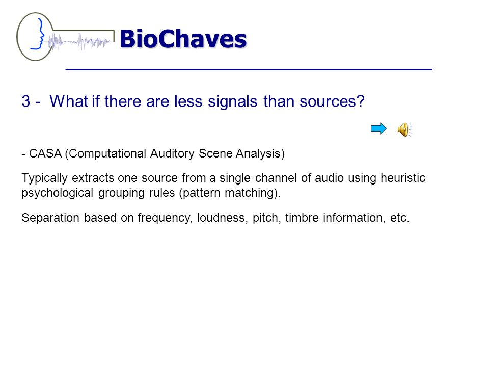 3 - What if there are less signals than sources.
