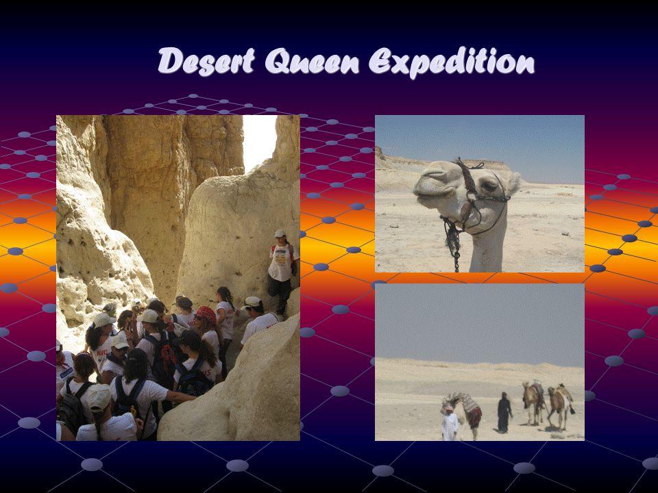 Desert Queen Expedition