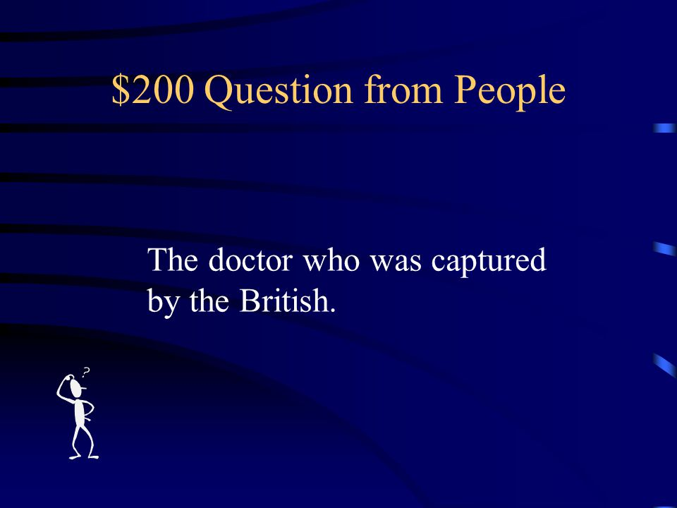 $100 Answer from People Who is Francis Scott Key?