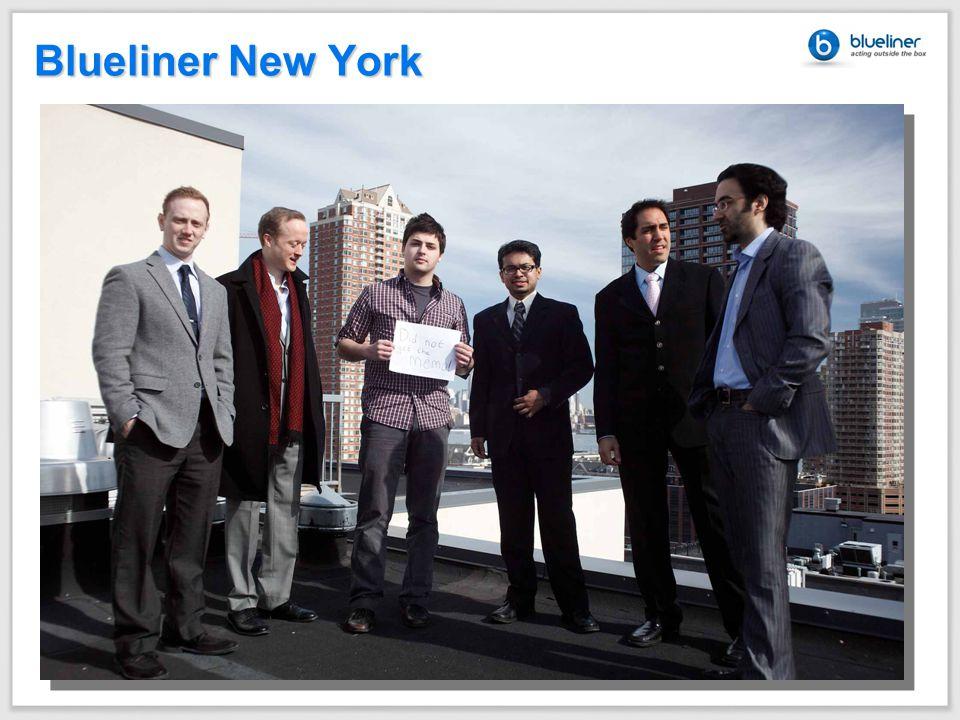 Blueliner New York