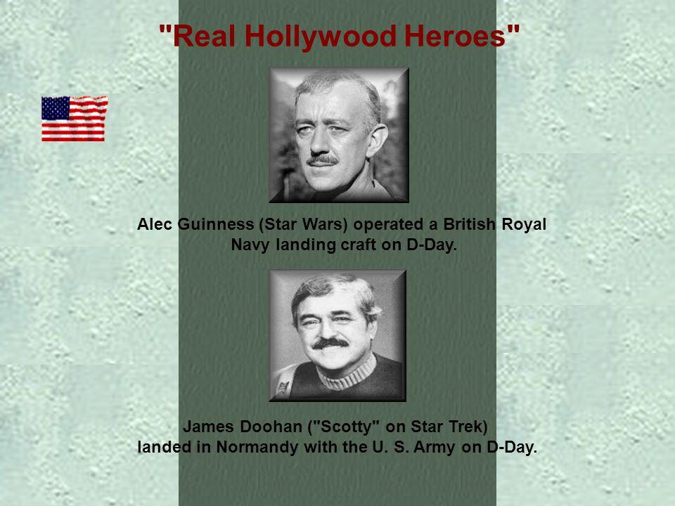 WHAT HAPPENED TO THE World War II MOVIE STARS.