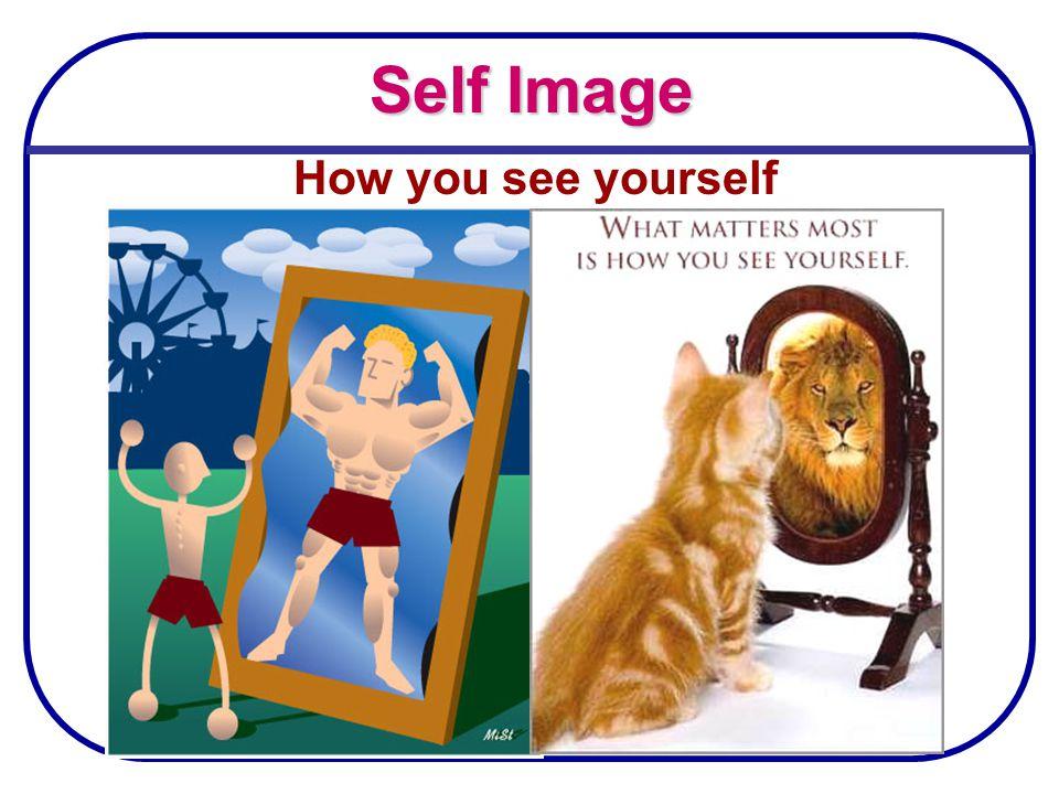 מכון שלו -יעוץ והדרכה Shalev Institute Self Image How you see yourself