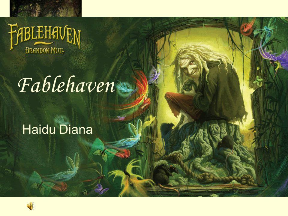Fablehaven Haidu Diana Fablehaven Haidu Diana