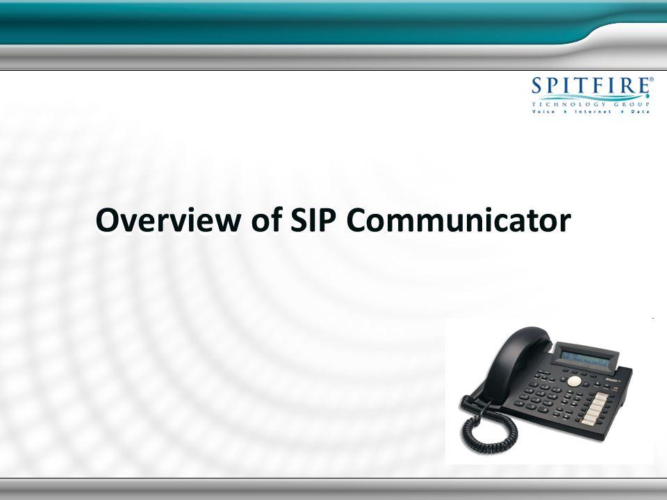 SIP COMMUNICATOR™ - REDBUS
