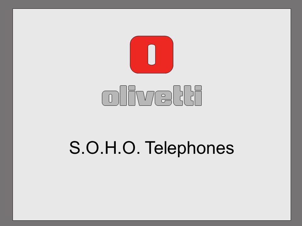 1 S.O.H.O. Telephones