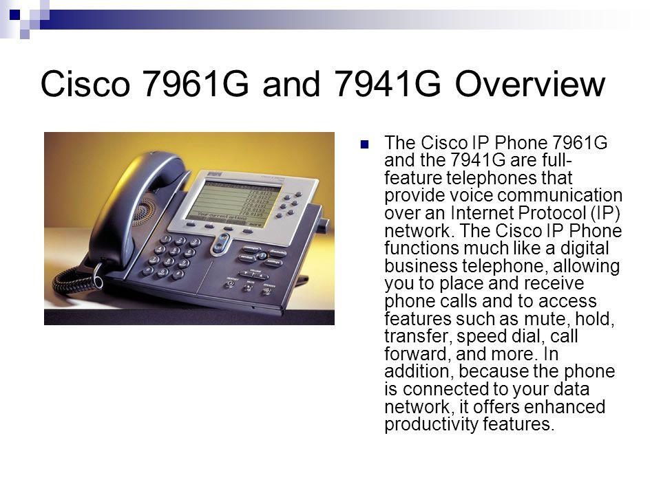 Conference Calls (cont.)