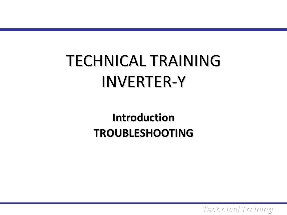 CONTENTS  Error Indication  Error Diagnosis & Troubleshooting Guide  Tools, Equipment