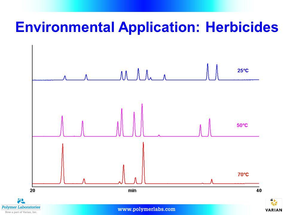 Environmental Application: Herbicides