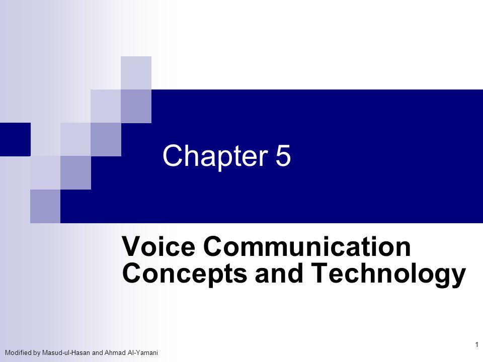 Modified by Masud-ul-Hasan and Ahmad Al-Yamani 42 VOIP Transmission Topologies