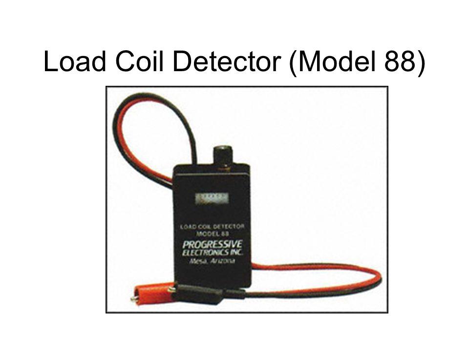 Load Coil Detector (Model 88)