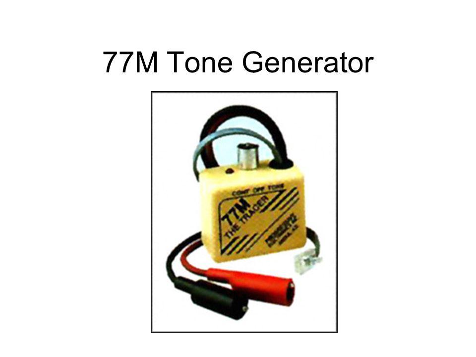 77M Tone Generator