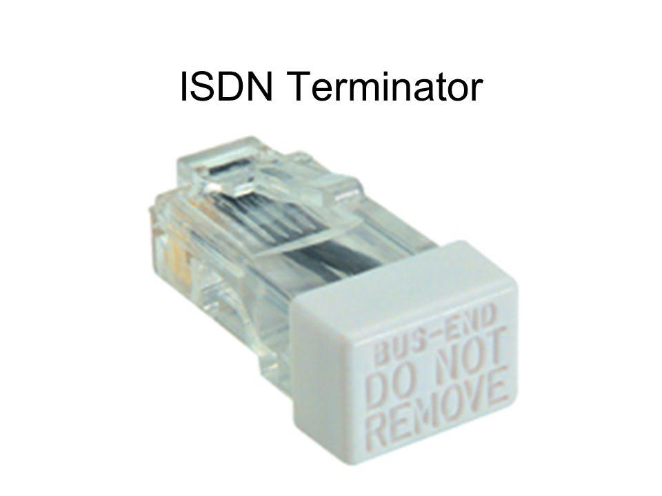 ISDN Terminator