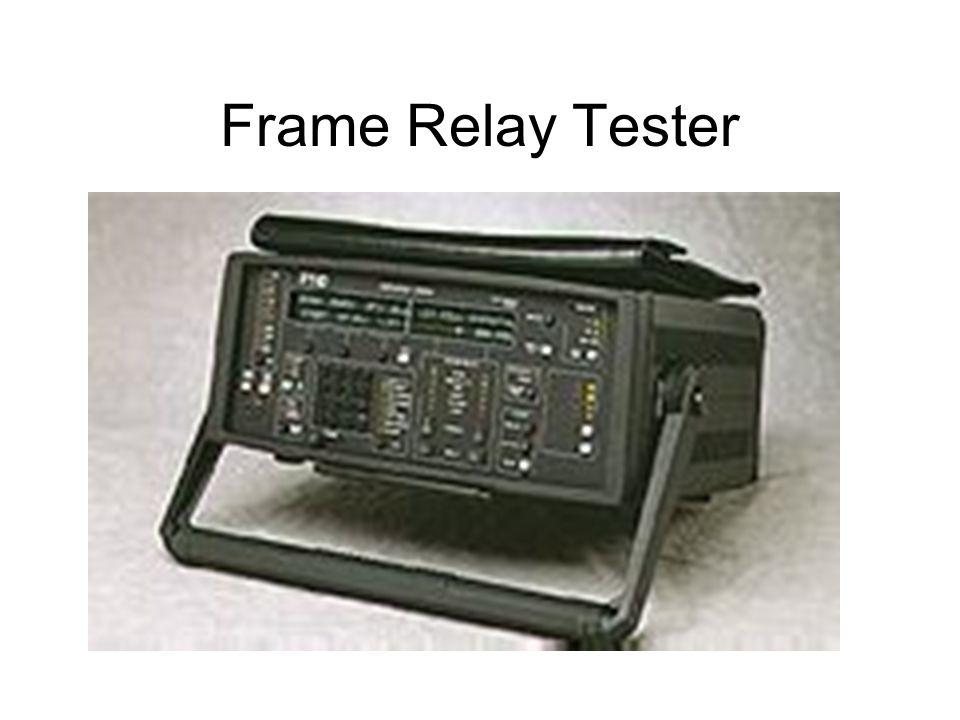 Frame Relay Tester