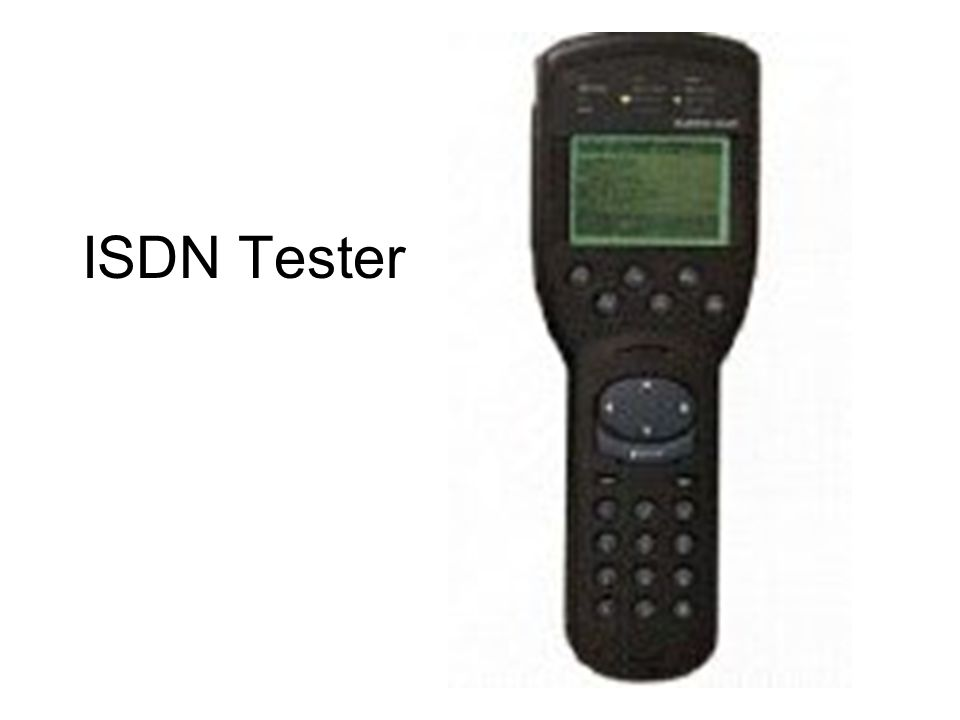 ISDN Tester