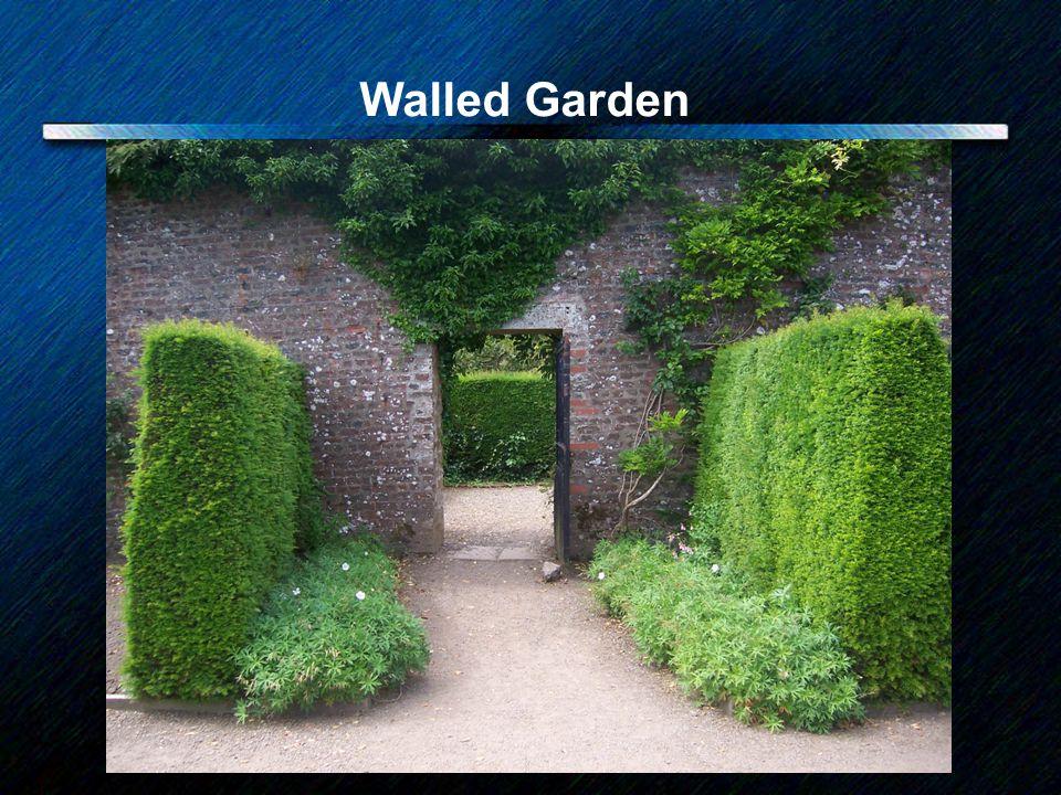 7 Walled Garden