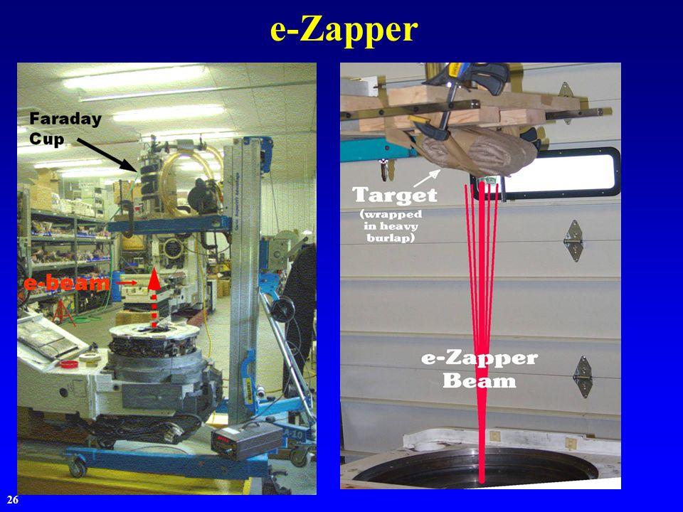 26 e-Zapper