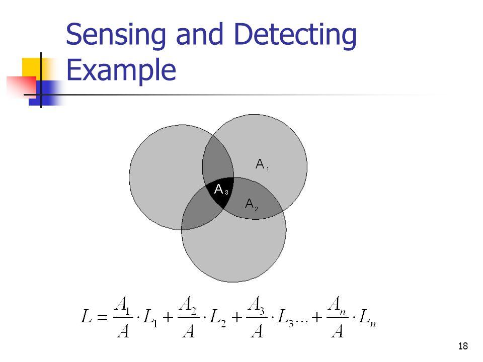 18 Sensing and Detecting Example