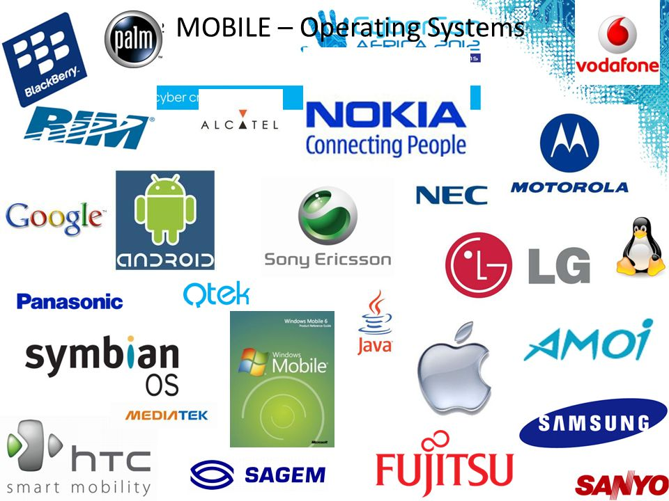 MOBILE – Operating Systems