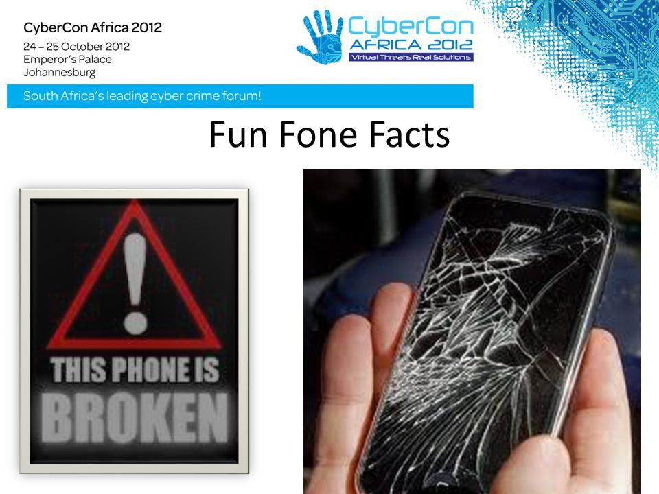 Fun Fone Facts