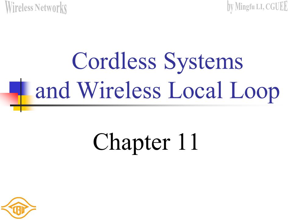11-41 IEEE 802.16 Protocol Architecture