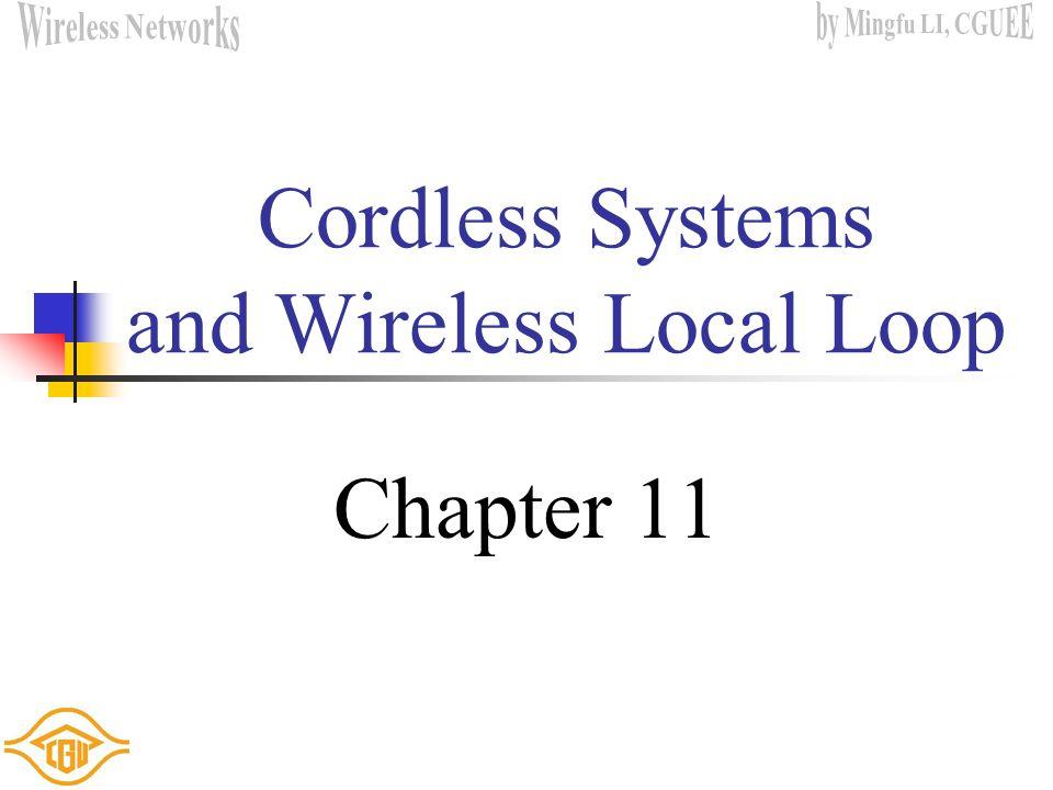 WLL Configuration