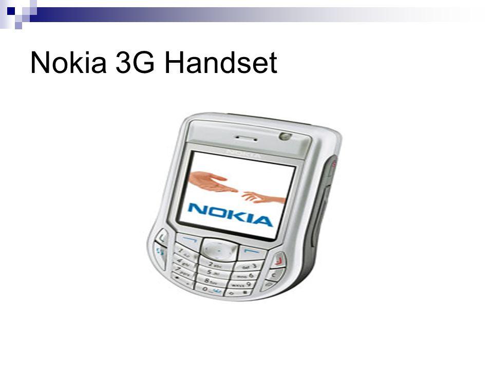 Nokia 3G Handset