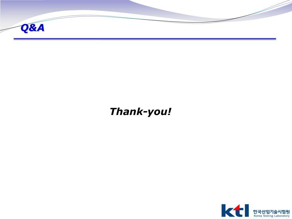Q&A Thank-you!