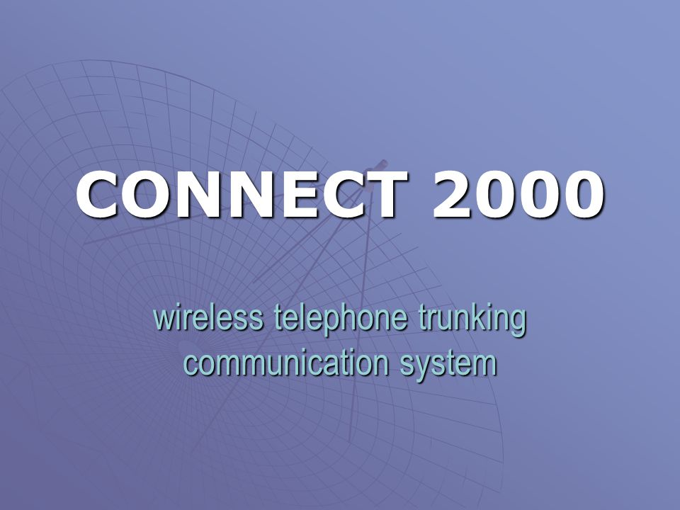 INTRODUCTION Within a regular cordless telephone system each handset (remote subscriber) would require to have his own telephone base to make/receive calls, and in this regular variant the system scheme would have as many base transceivers as many remote users existing – including antenna-feeding equipment for each base – and each handset is registered and belongs to a definite BASE.