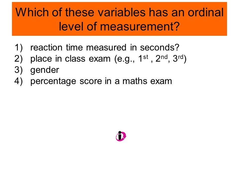 Effect size (Cohen's d ) d = Condition 1 mean – Condition 2 mean SD Condition 1 + SD condition 2 2