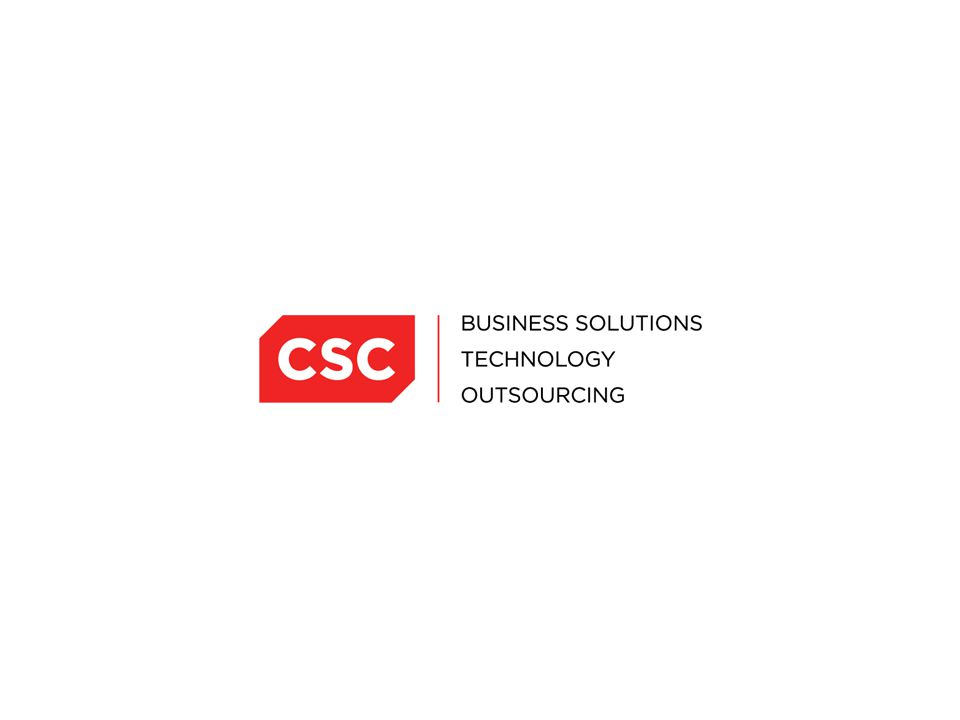 CSC Proprietary and Confidential