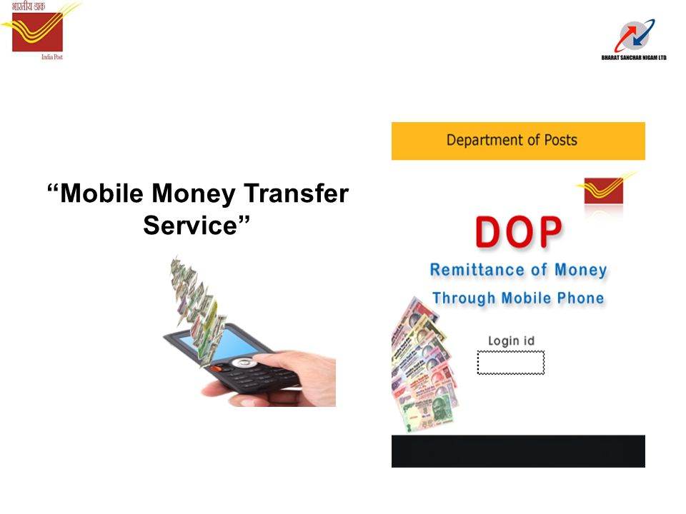 Mobile Money Transfer Service