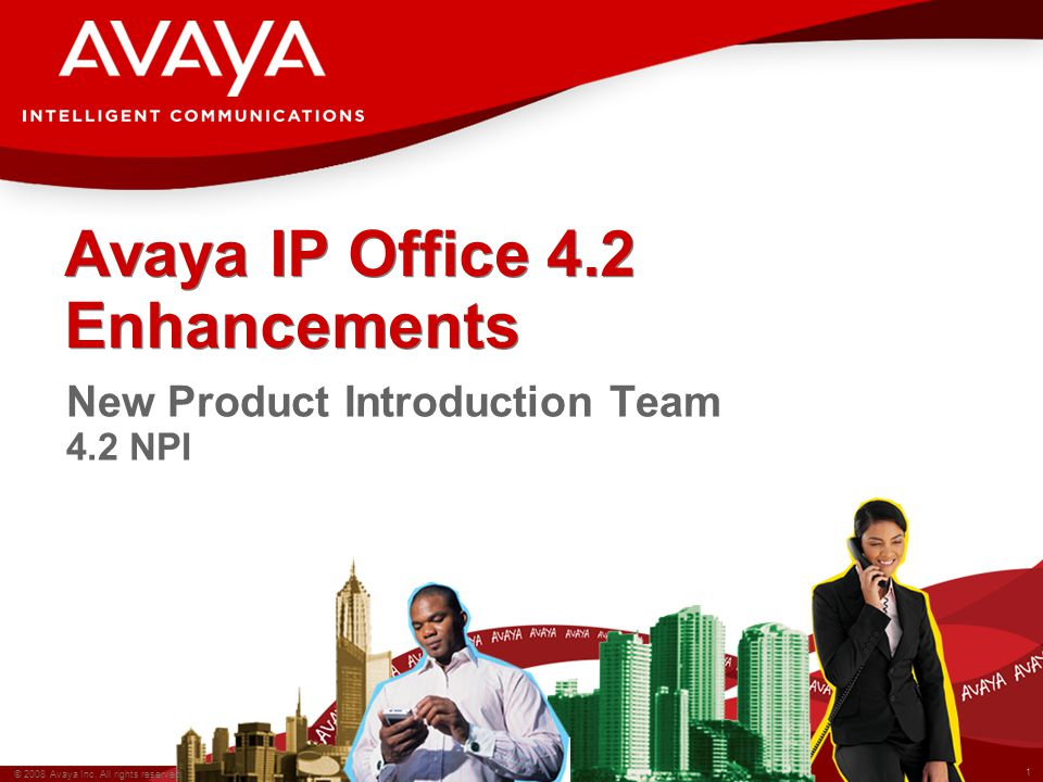 52 © 2008 Avaya Inc.All rights reserved.