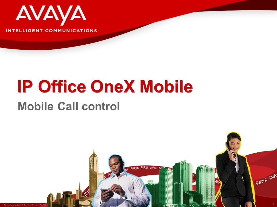 44 © 2008 Avaya Inc. All rights reserved. IP Office 4.2 IP 1600 Telephone