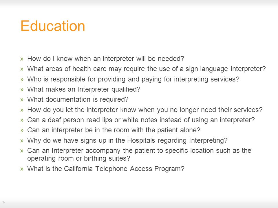 Languages are provided at Sharp through external interpreters and agencies.